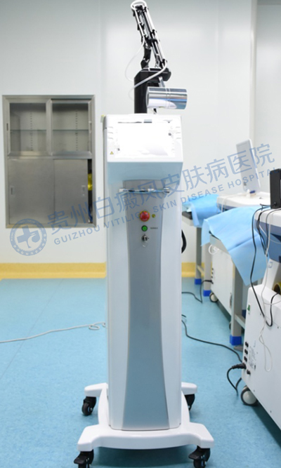 二氧化碳激光治疗机(点阵激光)